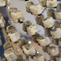 event sushi rolls