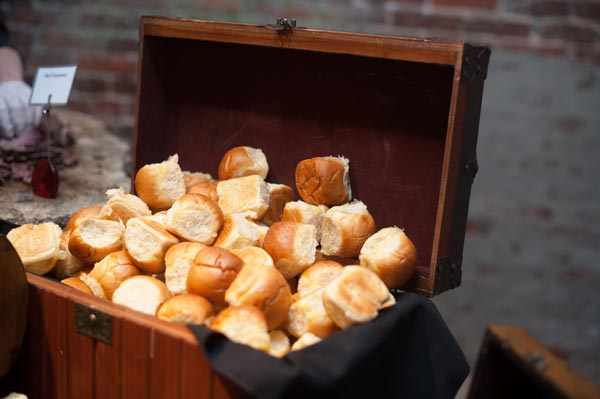 chest of rolls