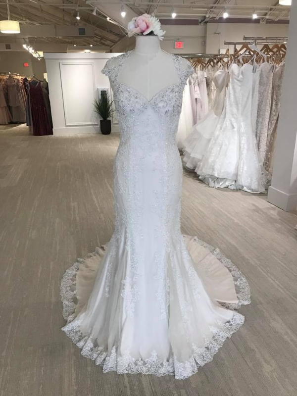 gorgeous bella's gown