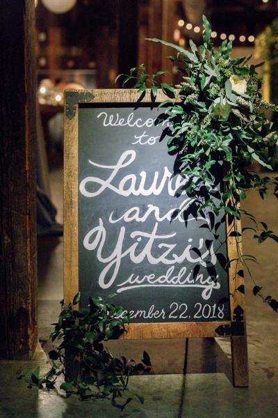 lauren and yitzi wedding